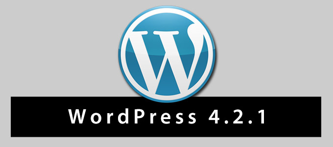 WordPress 4.2.1